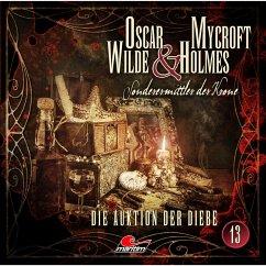 Oscar Wilde & Mycroft Holmes, Sonderermittler d...