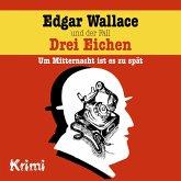 Edgar Wallace, Nr. 1: Edgar Wallace und der Fall Drei Eichen (MP3-Download)