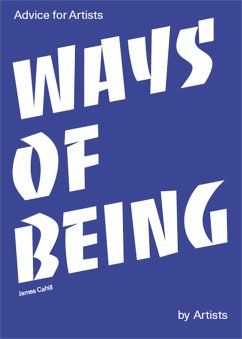 Ways of Being - Cahill, James