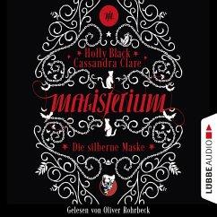 Die silberne Maske / Magisterium Bd.4 (MP3-Download) - Clare, Cassandra; Black, Holly