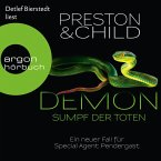 Demon - Sumpf der Toten / Pendergast Bd.15 (MP3-Download)
