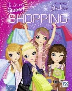 Fashion Queen: Shopping (Mängelexemplar)