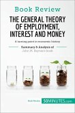 Book Review: The General Theory of Employment, Interest and Money by John M. Keynes (eBook, ePUB)
