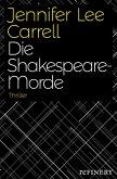 Die Shakespeare-Morde (eBook, ePUB)