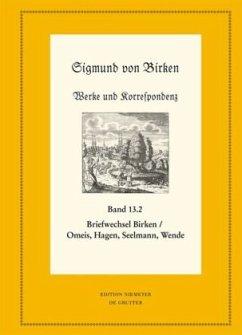 Sigmund von Birken - Werke und Korrespondenz.