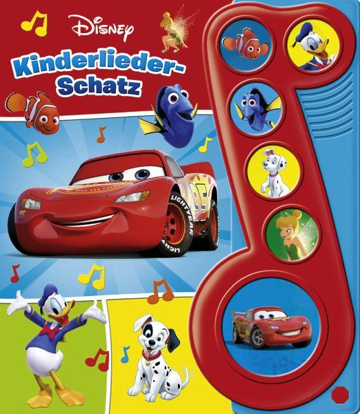 Disney Weihnachtslieder.Disney Kinderliederschatz Liederbuch Mit Sound