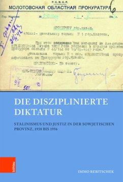 Die disziplinierte Diktatur - Rebitschek, Immo