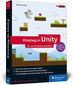 Einstieg in Unity - Theis, Thomas