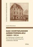 Das Dortmunder Arbeitermilieu 1890-1914
