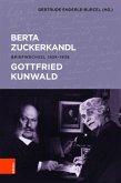 Berta Zuckerkandl - Gottfried Kunwald