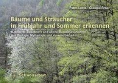 Bäume und Sträucher in Frühjahr und Sommer erkennen - Leins, Peter; Erbar, Claudia