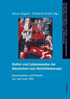 Kultur und Lebensweise der Deutschen aus Ostmitteleuropa