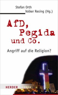 AfD, Pegida und Co. (Mängelexemplar)
