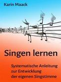 Singen lernen (eBook, ePUB)