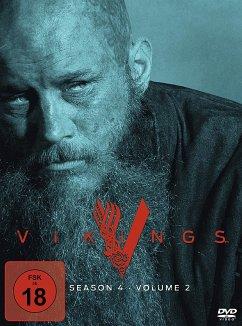 Vikings - Staffel 4, Teil 2 DVD-Box - Keine Informationen