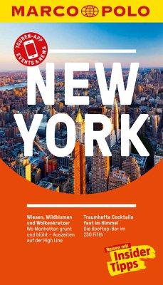 MARCO POLO Reiseführer New York (eBook, ePUB) - Chevron, Doris