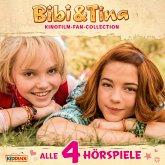 Bibi & Tina: Die Kinofilm-Fanbox (alle Kinofilm-Hörspiele in einem Bundle) (MP3-Download)