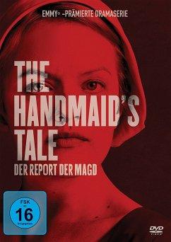 The Handmaid's Tale: Der Report der Magd DVD-Box - Keine Informationen