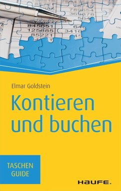 Kontieren und buchen (eBook, ePUB) - Goldstein, Elmar