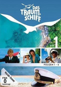 Das Traumschiff - Folgen 01-06 (3 Discs)