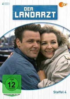 Der Landarzt - 4. Staffel DVD-Box