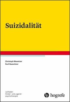 Suizidalität - Wewetzer, Christoph; Quaschner, Kurt