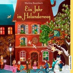 Ein Jahr im Holunderweg (MP3-Download) - Baumbach, Martina