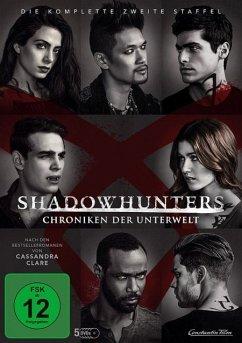 Shadowhunters - Staffel 2 - Mcnamara,Katherine/Sherwood,Dominic