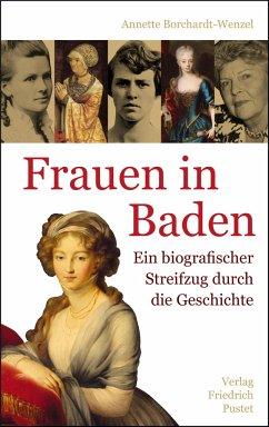 Frauen in Baden - Borchardt-Wenzel, Annette