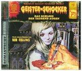 Geister-Schocker - Das Schloss der tausend Augen, 1 Audio-CD