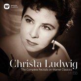 Christa Ludwig-Complete Recitals