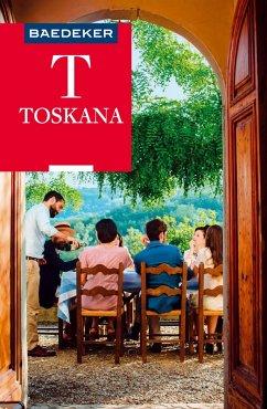 Baedeker Reiseführer Toskana (eBook, ePUB) - Sorges, Jürgen