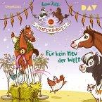 Für kein Heu der Welt / Die Haferhorde Bd.10 (MP3-Download)