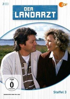 Der Landarzt - 3. Staffel (Folgen 28-36) DVD-Box
