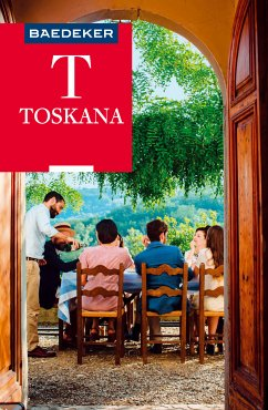 Baedeker Reiseführer Toskana (eBook, PDF) - Sorges, Jürgen