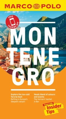 Montenegro Marco Polo Pocket Guide