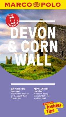 Devon and Cornwall Marco Polo Pocket Travel Gui...
