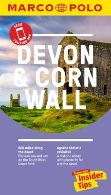 Devon & Cornwall Marco Polo Pocket Guide