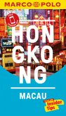 Hong Kong Marco Polo Pocket Travel Guide 2018 - with pull out map
