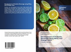 Development of Probiotic Beverage using Whey an...