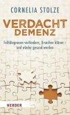 Verdacht Demenz (Mängelexemplar)