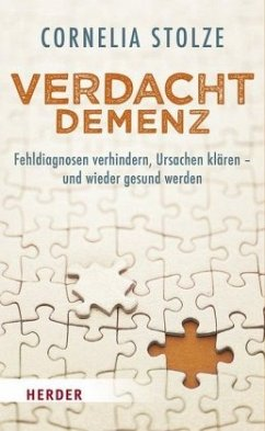 Verdacht Demenz (Mängelexemplar) - Stolze, Cornelia