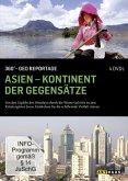 Asien - Kontinent der Gegensätze DVD-Box