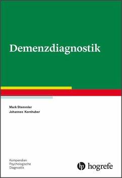 Demenzdiagnostik - Stemmler, Mark; Kornhuber, Johannes