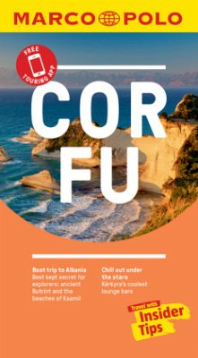 Corfu Marco Polo Pocket Guide