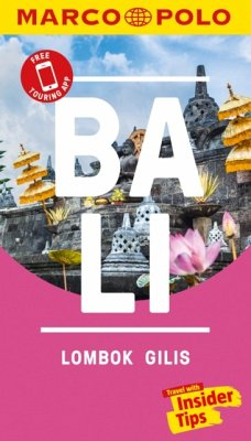 Bali Marco Polo Pocket Travel Guide 2018 - with...