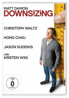 Downsizing - Matt Damon,Kirsten Wiig,Christoph Waltz