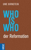 Who is Who der Reformation (Mängelexemplar)