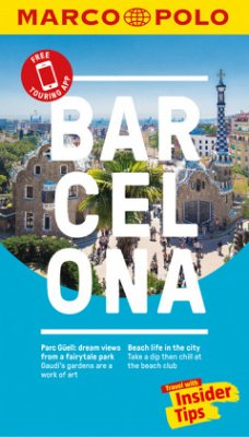 Barcelona Marco Polo Pocket Travel Guide 2018 -...
