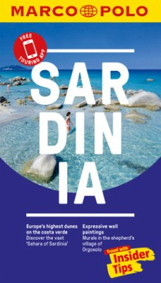Sardinia Marco Polo Pocket Guide